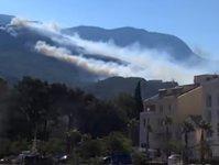Chorwacja, Tucepi, Makarska, pożar lasów, ewakuacja, zasady, Portugalia