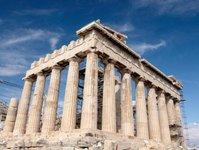 grecja, attyka, strajk, protest, muzea, zamknięte obiekty archeologiczne