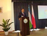 wizy, uzbekistan, turystyka, konferencja, Uzbekistan Airways,