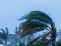tajfun, Hongkong, alert, odwołane loty,