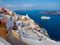 turystyka, grecja, hotel, obłożenie, port lotniczy, hotel, rejs wycieczkowy