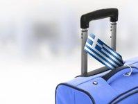 grecja, turystyka, przyjazd, lotnisko, przychody, sete, grecka konfederacja turystyki