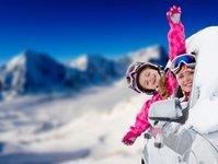 ferie zimowe, narty, Alpy, ośrodek alpejski, karnet, wyżywienie