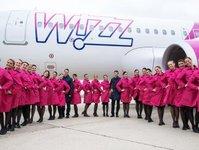linie lotnicze, wizzair, ambasador, konkurs, promocja