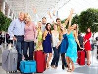 modlin, rekord, 9 milionów pasażerów, lotnisko, warszawa, voucher