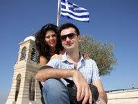 grecja, turystyka, przychody, turyści, bank grecji,