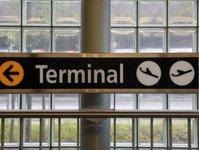 terminal, katowice airport, przebudowa, modernizacja