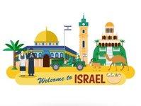 izrael, turystyka, ruch turystyczny, wzrost,