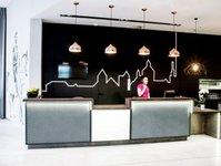 hotel, ibis, Grudziądz, wystrój, historia, dekoracje, pokój