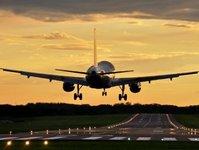 orkan ksawery, samolot, lądowanie, problemy, niemcy
