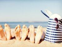 Sardynia, plaża, Cala Biriola, ograniczenia, turyści, tłumy,