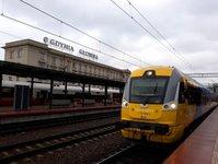 testy, połączenie, Gdynia, Kalingrad, kolej, pociąg, polregio