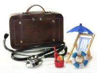 ubezpieczenie, pomoc medyczna, polisa, choroba, wypadek, wakacje, turyści