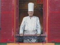 zmarł, Paul Bocuse,mistrz, papież kuchni, kucharz, francja, Paul Bocuse,