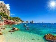 capri, ministerstwo kultury i turystyki, włochy, turystyka, turysta, limit