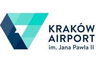 lotnisko, port lotniczy, kraków airport, logo, zmiana