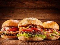 gastronomia, fast food, sieć, restauracja, burgery, jedzenie