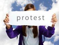 strajk, lotnisko, Barcelona, el prat, port lotniczy, protest