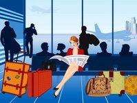 4,,lotnisko, port lotniczy, pasażerowie, ruch pasażerski, statystyka,