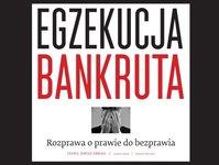 Okładka książki EGZEKUCJA BANKRUTA