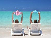 turysta, wypoczynek, błogie lenistwo, plaża, agencja turystyczna, respondent, ankieta, rezerwacja, ręcznik, plażowicz, lody, napoje, drożdżówki, kurort