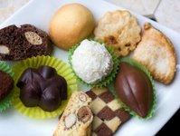 jadalny hotel, do jedzenia, słodki, w Londynie, Londyn, jadalne materiały, pokoje, reklama, cukier, z cukru