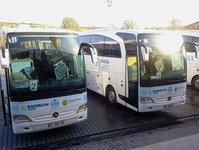 Rainbow Tours, Turcja, Mercedes, Turcja - smak Orientu, autokary, nowoczesne pojazdy, touroperator, objazdówka, program objazdowy, Stambuł, klienci, dla klientów, flota, nowości