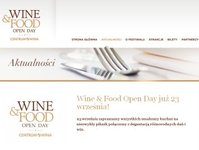 Fot. wineandfoodopenday.pl