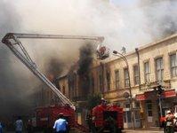 USA, pożary odstraszają turystów, pożar, ogień, w Stanach Zjednoczonych, Stany Zjednoczone, turystyka, straty, w turystyce, branży turystycznej, Kalifornia, Waszyngton, Nevada, susza, upały