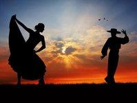 Fiesta Nocy Letniej, Festiwal Kultury Południa, w Krakowie, Kraków, flamenco, tanga, salsy, Lanckoronie, klimat południa, jak, tańczą, bawią się, na Kubie, w Argentynie, Hiszpanii
