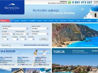 Grecos holiday, TOM, Morze Śródziemne, Korfu, Kreta, Kos, Zakynthos, Rodos, turystyka wyjazdowa, oferta, kierunek, wypoczynek