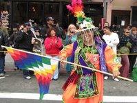 Fot. Karnawał w Boliwii