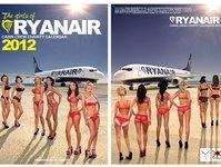 Ryanair, kalendarz, stewardessy, irlandzki przewoźnik, rozbierany kalendarz, cele charytatywne, DEBRA, Kruchy Dotyk, Piekary Śląskie, pomoc, pomagaj dzieciom, fundacja, działalność charytatywna