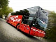 PolskiBus, pasażer, przewoźnik, transport, firma, bilety, ceny biletów, rezerwacja, Piotr Bezulski, Baryy Pybis, obsługa klienta, statystyki, święto