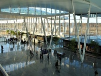 Terminal T2; Photo by Maciej Lulko. Licencja CCASA 3.0