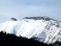 Tatry, zagrożenie, lawinowe, trzeci stopień zagrożenia lawinowego, śnieg, temperatura, wycieczki, w Tatrach, góry, śnieg, mgła