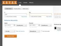 Kayak, Priceline, Nasdaq, Steven Hafner, Paul English, oferty turystyczne, połączenia lotnicze, noclegi, bilety, rezerwacje, serwis turystyczny, wyszukiwarka turystyczna, sprzedaż Kayak, przejęcie Kayak przez Priceline, branża e-turystyczna, przewoźnicy, wyszukiwarka ofert turystycznych, Kayak na polskim rynku