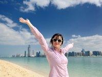 Dubaj, turysta, turyści, odwiedziny, turystyka przyjazdowa, Zjednoczone Emiraty Arabskie, zysk, hotelarz, hotel, obiekt hotelowy, najwyższy hotel świata