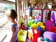 PKP, Intercity, dla dzieci, strefa małego podróżnika, dla rodziców, podróż, transport, zabawa, Jantar, Warszawa, Boomerang, kreatywna zabawa, kreskówki, konfitury, omlety, Express Jantar, dzieci, dzieciaki, bilet rodzinny
