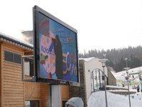 Kołobrzeg, Zakopane, przenieś się do Kołobrzegu, Centrum Promocji, Informacja Turystyczna, promocja, na Krupówkach, oferta turystyczna, telebim, akcja promocyjna, dla turystów, w górach, nad morzem, za 50 %, za połowę ceny, turyści, Tatry, w Tatrach, w dwóch miejscach jednocześnie, Marta Ostapiec