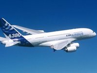 Airbus, A380, Emirates, samolot, pasażer