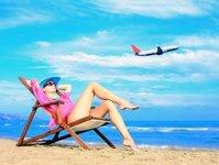 linie lotnicze, przewoźnik lotniczy, emirates, połączenie lotnicze, samolot, boeing