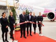 Wizz air, samolot, Airbus, A321neo, A320neo, Hamburg
