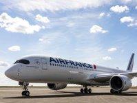 air france, linie lotnicze, samolot, airbus, a350