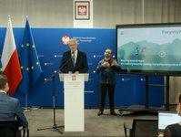 Publiczny System Rejestru w Turystyce, Jarosław Gowin, ministerstwo rozwoju, pracy i technologii