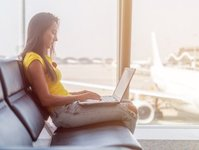 Apple, McBook, FAA, samolot, bateria