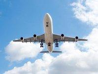 Air France, KLM, samolot, lot, połączenie