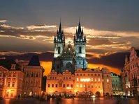Praga, rower, ograniczenia, turystyka, Most Karola, Rynek