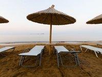grecja, wyspa, alonissos, niepełnosprawny, plaża, dostęp