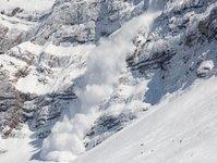 Austria, lawina, śnieg, hotel, Ramsau am Dachstein